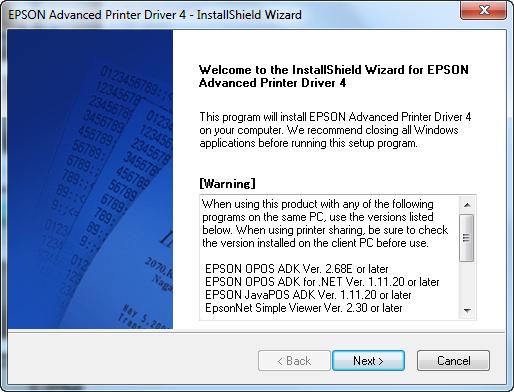 epson tm u220 driver windows 7 inf